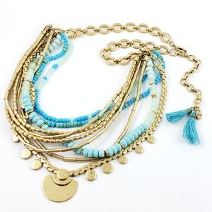 Stella & Dot Multi Way Necklace